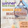 Winner Open Beach Tennis
