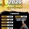 "RANKING DE BEACH TENNIS 2020 ""DUPLA MISTA"""