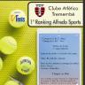 1° Ranking Alfredo Sports - CAT A Masc
