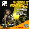 "MASTER 1000 ""INDIAN WELLS"" D"