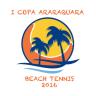 Copa Araraquara de Beach Tennis - MASC 40+