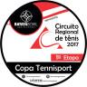 1ª Etapa - Copa Tennisport - Feminino