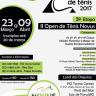 3º Etapa - II Open de Tênis Novus - 1º Classe