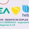 Desafio TEA X Hebraica - Duplas Fixas