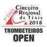 7ª Etapa 2018 - Trombeteiros Open - Categoria A
