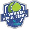 1° Winner Open de Tênis - LogQuim Transportes - Iniciante
