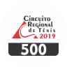 3ª Etapa 2019 - Copa Voitto de Tennis - Cat. B Fem