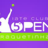 5º Iate Open de Raquetinha - Categoria B