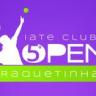 5º Iate Open de Raquetinha - Categoria Iniciante B