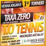 2. TORNEIO FREE T.O. TENNIS - Consolação