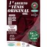 1º Aberto de Tênis ORIGINAL OIL - 5º Classe