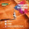 1. Torneio aberto 50+ Leal Double Tênis 2019