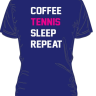 Tennis Coffee Team