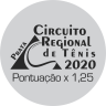 2ª Etapa 2020 | 1ª Copa de Tënis LRZ Construtora - Duplas Interm