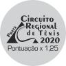2ª Etapa 2020 | 1ª Copa de Tënis LRZ Construtora - Cat. B
