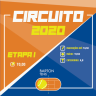 CIRCUITO BARTON - 1 ETAPA / 2020