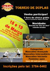 Torneio de Duplas - DoubleR - Masc. Intermediário