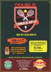 Torneio de Duplas - Cat. 500