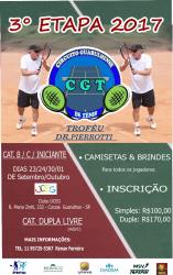 3. ETAPA CGT TROFEU DR. PIERROTTI - Categoria B