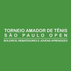 São Paulo Open Torneio Amador de Tênis - Masculino 17/22 Anos