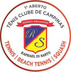 1º Aberto TCC/Colégio Raphael Di Santo - Duplas - Masculino A/B