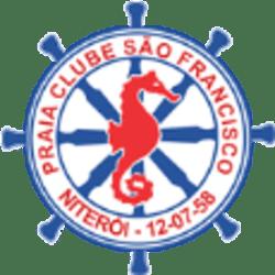 Praia Clube São Francisco