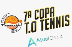 7ª COPA T.O. TENNIS ATUAL BANK - Categoria Iniciantes