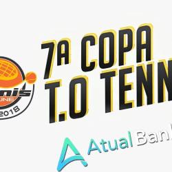 7ª COPA T.O. TENNIS ATUAL BANK - Categoria Boleiros