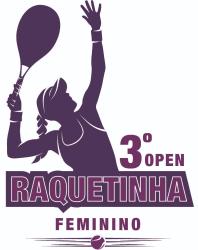 3º Open Feminino de Raquetinha - Feminino A/B
