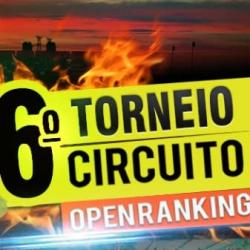 6o TORNEIO COR 2018 - ATP 500