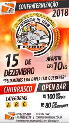 TORNEIO DO CHOPP 2018 - Categoria C