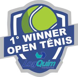 1° Winner Open de Tênis - LogQuim Transportes