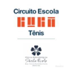 Circuito Escola Guga Tênis Criciúma Clube - Categoria Juvenil até 14 anos