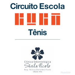 Circuito Escola Guga Tênis Criciúma Clube - Categoria ATP 500