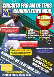 Circuito PRO AM De Tênis