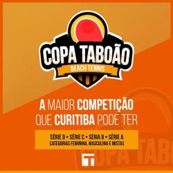 Copa Taboão - Cat. Masculina B