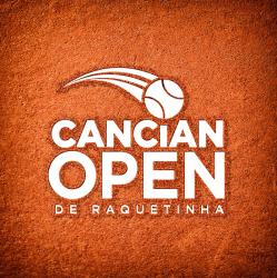 Cancian Open Raquetinha - Iniciante