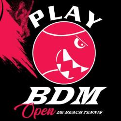 Play BDM Open de Beach Tennis - Mista - Dupla A