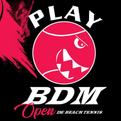 Play BDM Open de Beach Tennis - Mista - Dupla C