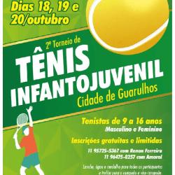 2º Torneio Infanto Juvenil De Guarulhos - Até 16 anos CHAVE A