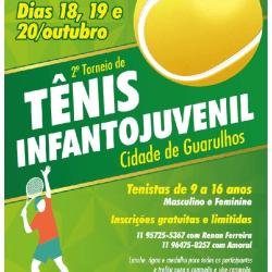 2º Torneio Infanto Juvenil De Guarulhos - Até 16 anos CHAVE B