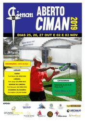 Aberto CIMAN 2019