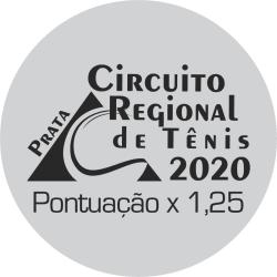2ª Etapa 2020 - Copa de Tënis LRZ Construtora - Duplas Intermediária