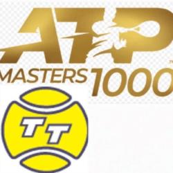 ATP 1000 - Ranking TELLA TENNIS 1°/S - 2020