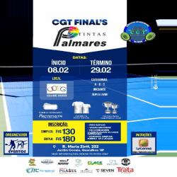 CGT FINALS TINTAS PALMARES 2019 - A