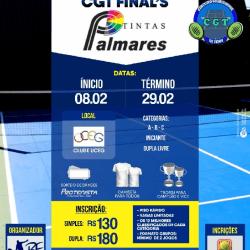 CGT FINALS TINTAS PALMARES 2019 - C