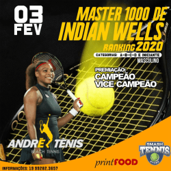 MASTER 1000 'INDIAN WELLS' - CATEGORIA 'B
