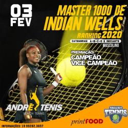 MASTER 1000 'INDIAN WELLS' - CATEGORIA 'INICIANTE '