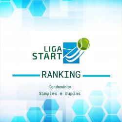 1° Etapa liga start - Dupla Masculino A