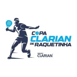 3ª Copa CLARIAN de Raquetinha - Masculino D/Iniciante